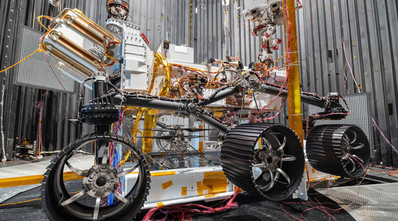 Ingenuity Mars Helicopter reaches milestone in space ...